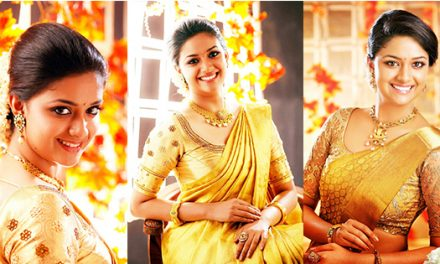 Keerthy Suresh Biography – Age, Height, Weight, Movies and Photos