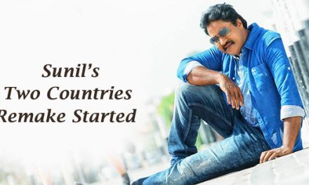Sunil's '2 Countries' kicks start its shooting from Feb 15