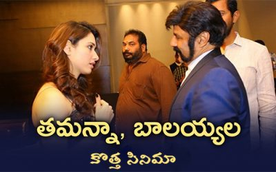 Tamanna to share screen space with Balakrishna!