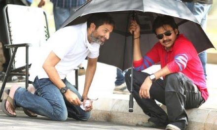 Pawan Kalyan – Trivikram's film coming on….