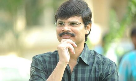 Boyapati film with Chiru is completely mass entertainer!