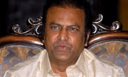 Mohan Babu to play lead role in Madan's direction