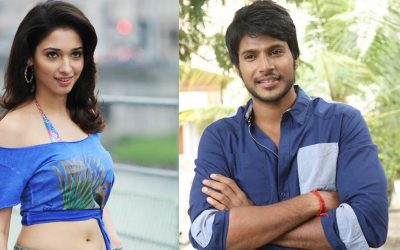Tamannaah and Sundeep's film London schedule wrapped up
