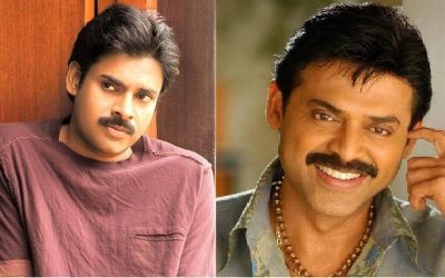 Venkatesh plays cameo in Pawan's film