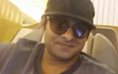 Prabhas's clean shaven avatar goes viral