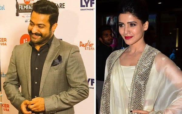 NTR and Samantha get the coveted black lady