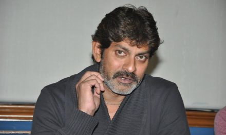 Is it Jagapathi Babu to play as Chandra Babu in NTR's biopic?