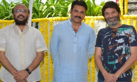 Pawan – Trivikram's film satellite rights sold for record price!
