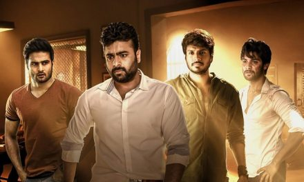 Shamanthakamani Movie Review -3/5