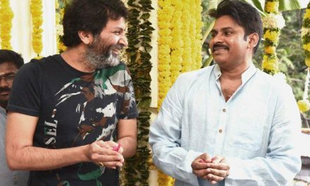 32 crore for Pawan-Trivikram's film satellite rights!