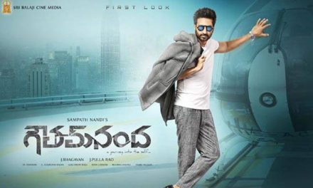 Goutham Nanda Movie Review – 3/5
