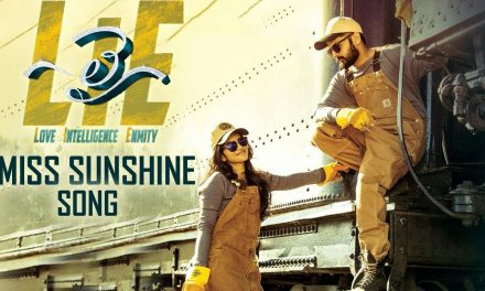 LIE movie song copied from English!