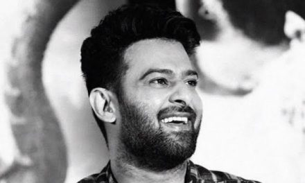Prabhas joined the sets of Saaho