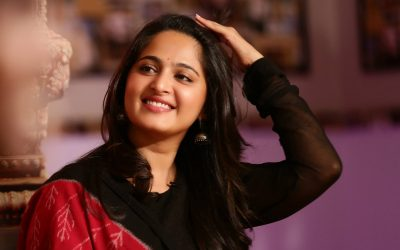 Anushka is pouring praise on Arjun Reddy