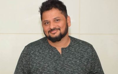 Sye Raa director Surender Reddy holding discussions with VFX experts in London