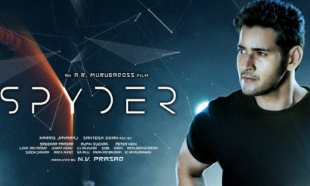 SPYder Movie Review -2.75/5