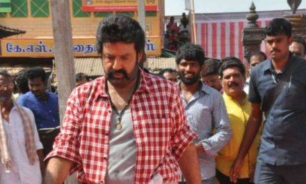 Balayya completes the first schedule of his next