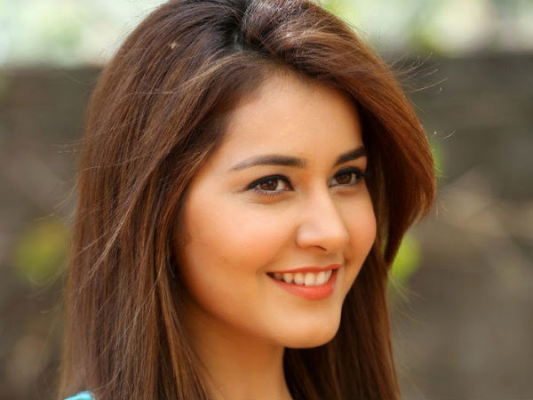 Raashi Khanna plays guest role in 'Raja The Great'