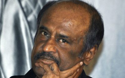 Superstar Rajinikanth heaps praises on 'Spyder'
