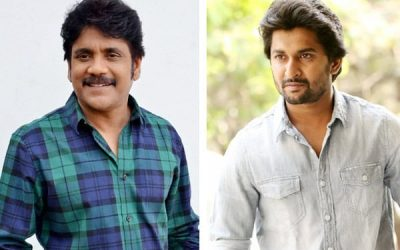 Nani and Nagarjuna's will hit the floors from January