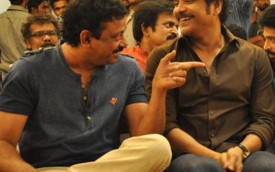 RGV to direct Nagarjuna!