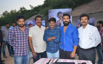'Saptagiri LLB Trailer Is Impressive. Film Will Become A Big Hit' – Mega Power Star Ram Charan