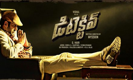 Detective One of the best movie of my career – a mass hero Vishal