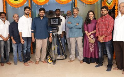 Chiranjeevi Son In Law Kalyaan Dhev's Debut Film, Vaaraahi Production No 12 Launched