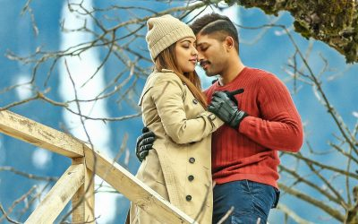 Naa Peru Surya 3rd Song Beautiful Love Release On April 13th