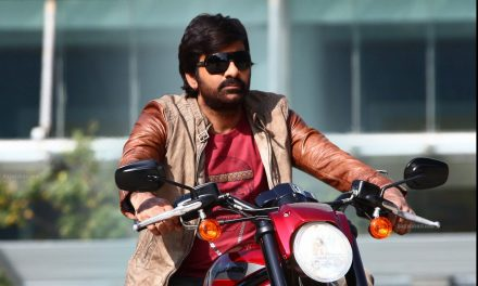 "Mass Maharaj Raviteja is coming as ""DiscoRaja"""
